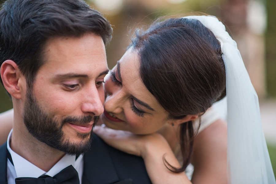 047 Destination wedding in greece athens at riviera estate bride groom first kiss ceremony photography - An elegant wedding in Athens