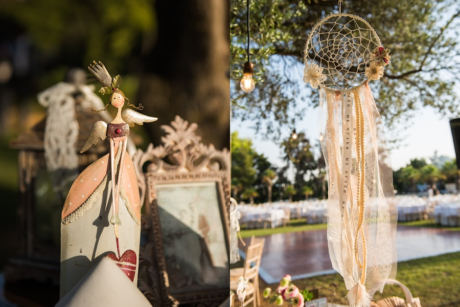 050 Destination wedding in greece athens at riviera estate bride groom first kiss ceremony photography - An elegant wedding in Athens